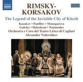 Rimsky-Korsakov: The Invisible City of Kitezh