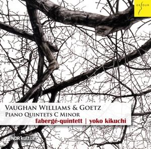 「Vaughan Williams & Goetz Piano quintets C minor」
