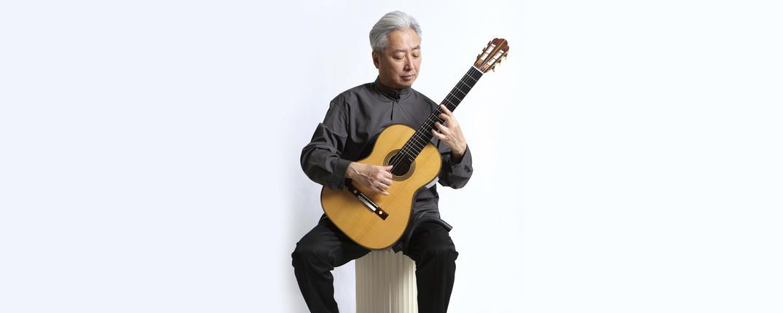福田進一ギターリサイタル2021