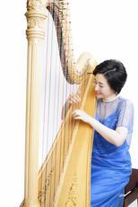 吉野直子ハープ・リサイタルの開催について