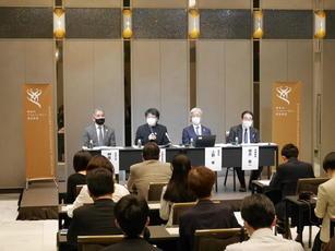 沼尻竜典 次期音楽監督 神奈川フィルハーモニー管弦楽団 2022-2023シーズンの記者会見が行われました。